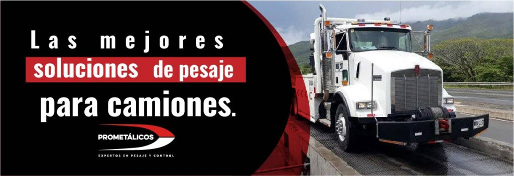 Báscula de camiones: ¡Conozca nuestro portafolio!